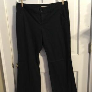 Old Navy Black Dress Pants